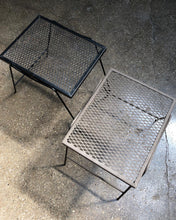 Load image into Gallery viewer, Metal Side Table Set (2)
