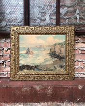Load image into Gallery viewer, Ornate Sea Landscape Print