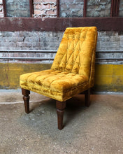 Load image into Gallery viewer, Chartreuse Accent Chair