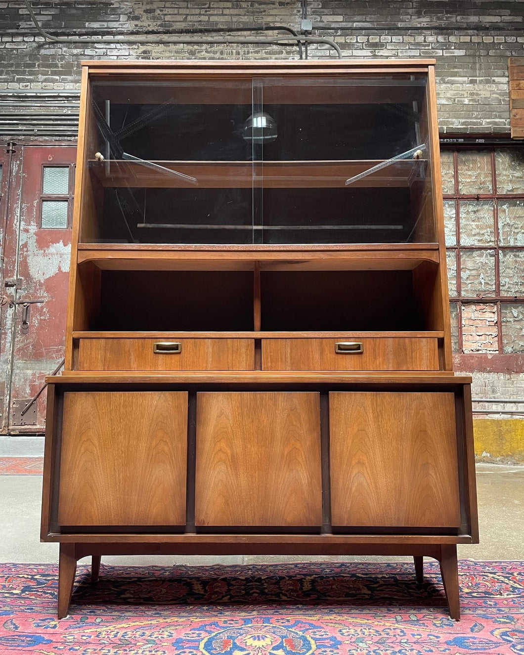 Mid-Century Hutch by Garrison