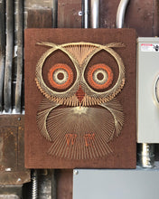 Load image into Gallery viewer, Owl String Art