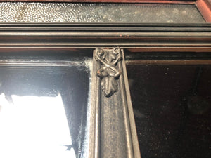Antique Three-Panel Mirror
