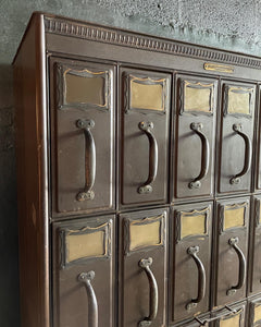 Turn-of-the-Century Filing Cabinet