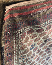 Load image into Gallery viewer, Antique Afghan Rug