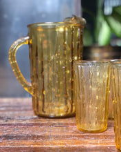 Load image into Gallery viewer, Pickle Glass & Pitcher Set (5)