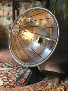 Art Deco Adjustable Westinghouse Mod Lamp