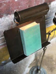 Adjustable Antique Brass Music / Reading Stand