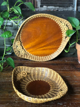 Load image into Gallery viewer, Bohemian Basket Tray Set (2)
