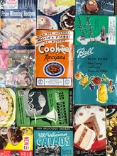 Load image into Gallery viewer, Mini Cookbooks, Set of 16