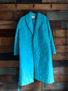 Quilted House Robe