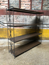 Load image into Gallery viewer, 4-Tier Metal Shelf