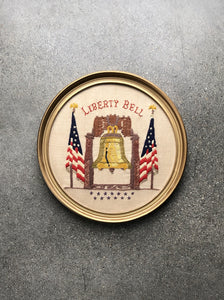 Liberty Bell Cross-Stitch