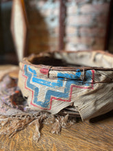 Load image into Gallery viewer, Handmade Native Inspired Twig-Woven Basket
