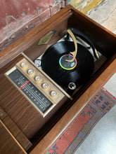 Load image into Gallery viewer, Magnavox Record Console w/ Storage