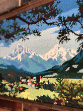 Load image into Gallery viewer, Cross Stitch Landscape