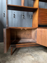 Load image into Gallery viewer, Mid-Century All-in-One Hutch