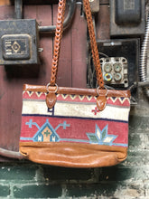 Load image into Gallery viewer, Kilim Bag by Marco Avane