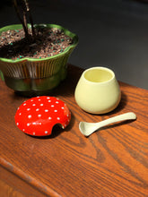 Load image into Gallery viewer, Power-Up Mushroom Sugar Dish