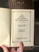 Load image into Gallery viewer, 1920s Ghost Book