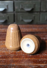 Load image into Gallery viewer, Monmouth Pottery Salt and Pepper Shaker Set (2)