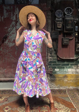 Load image into Gallery viewer, Cotton Sun Dress