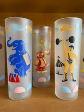 Load image into Gallery viewer, Libbey Circus Glasses