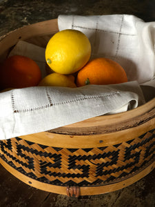 Long Handled Basket