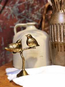 Brass Lovebirds