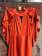 Load image into Gallery viewer, Coral Cape Dress
