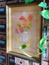 Load image into Gallery viewer, Signed Watercolor Sketch