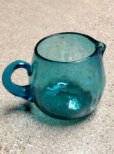 Load image into Gallery viewer, Blown Glass Cream Pitcher