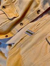 Load image into Gallery viewer, Yellow Denim Shirt