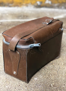 Belding Leather Camera Bag & Accessories