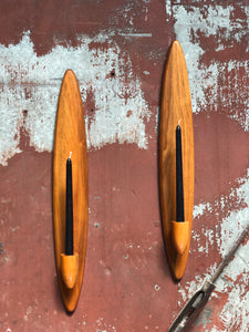 Mid-Century Wall Sconce Set (2)