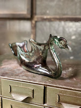 Load image into Gallery viewer, Murano Blown Glass Swan