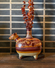 Load image into Gallery viewer, Handpainted Mexican Cow Vase