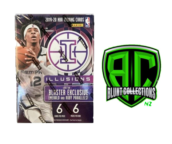 2019-20 Illusions Basketball Blaster
