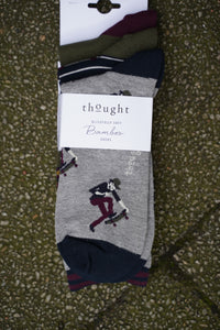 Thought 3er Pack Skater