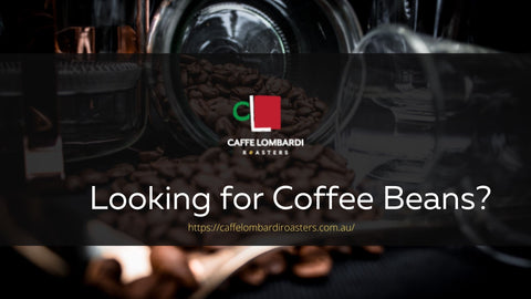 Coffee Beans from Caffe Lombardi