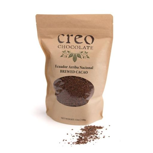 Brewed Cacao - Creo Chocolate