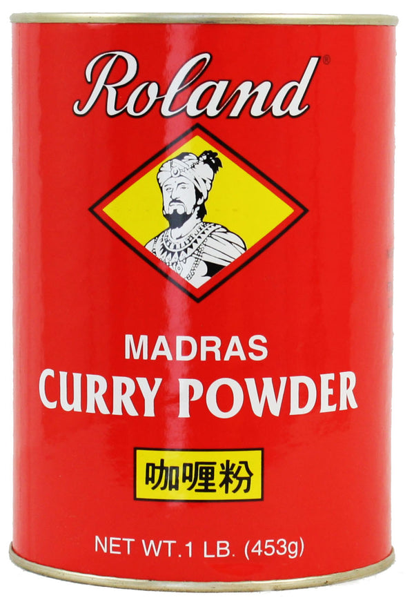 Roland Madras Mild Curry Powder - 16oz