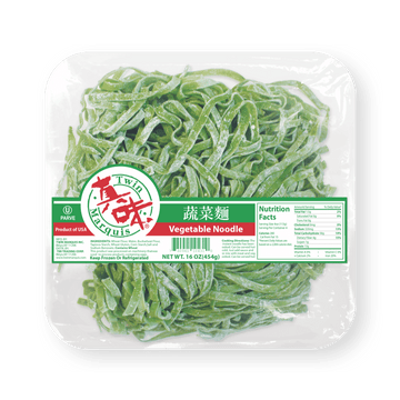 Twin Marquis Fresh Spinach Noodles - 16oz