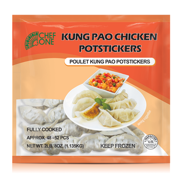 Chef One Kung Pao Chicken Dumplings - 40oz