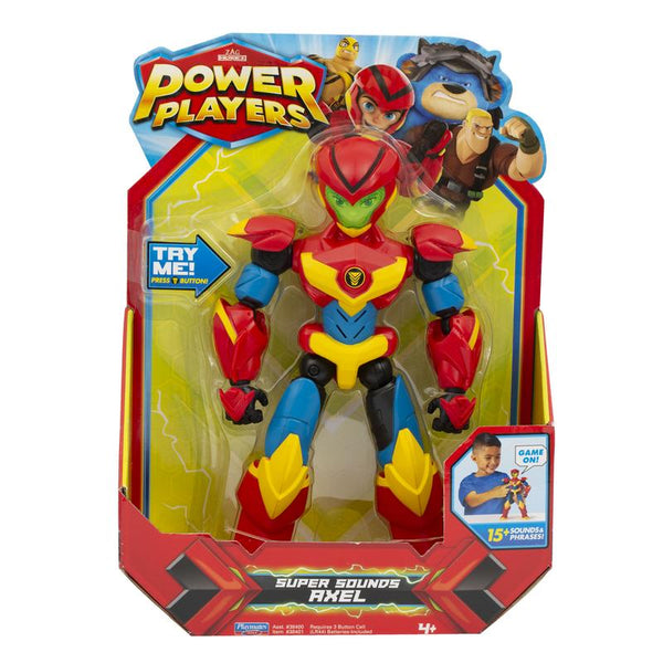Power Players Super Sound Axel