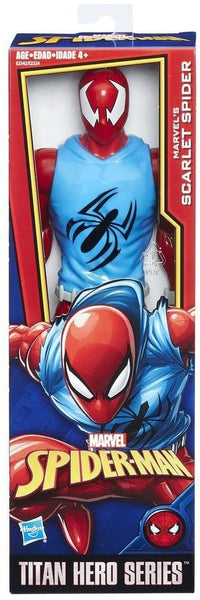 SCARLET SPIDER - Titan Hero Series