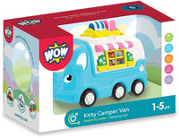 Wow! Kitty Camper Van