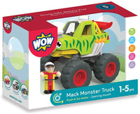 Wow! Mack Monster Truck