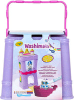 Washimals Set Castello con Unicorno