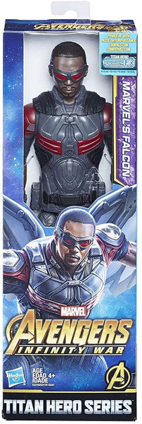 MARVEL'S FALCON - Titan Hero Series