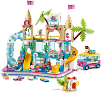 Divertimento estivo al parco acquatico | Lego Friends 41430